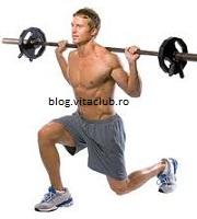 antrenament fitness picioare brate fitness culturism