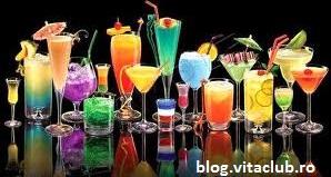 Bauturile alcoolice au efect negativ asupra concentrarii sucuri sirop