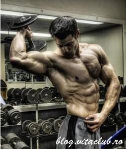 exercitiu triceps
