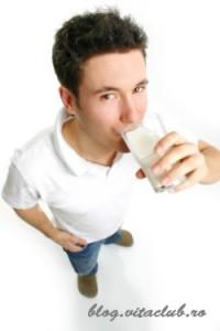 efectele benefice ale consumului de lapte