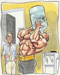 Consumati zilnic lichide-apa-culturism