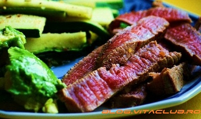 nutrienti carne rosie
