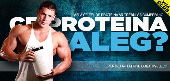 Ce fel de proteine ar trebui sa cumpar
