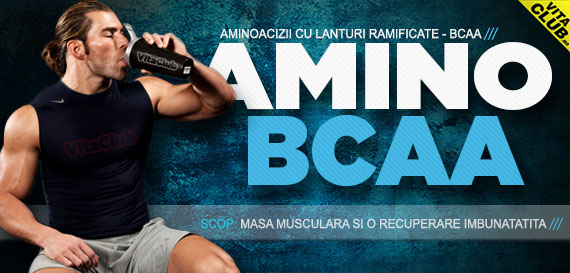 Aminoacizii cu lanturi ramificate (BCAA)