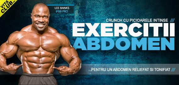 Exercitii pentru abdomen