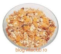 cereale vitamine, fier, minerale, mic dejun, constipatii, sanatate, frumusete