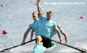 "caiac canoe-ramat-slabesti mult mai repede daca ""tragi la rame"" decat daca alergi"