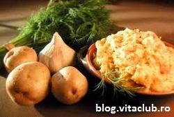cartofii sunt o mancare foarte populara insa nu prea sanatosi tuberculi