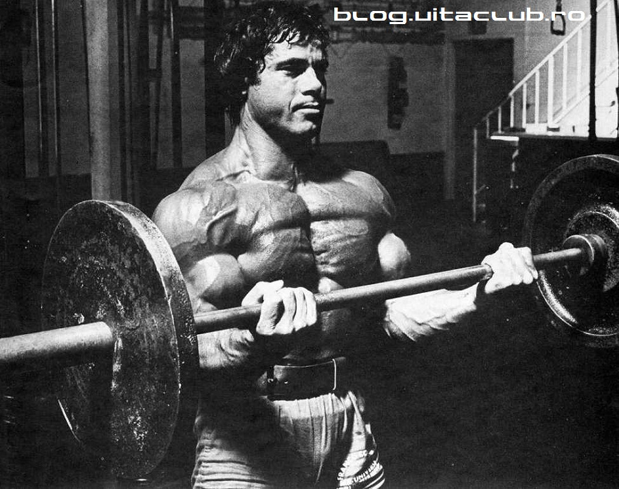 tipul somatic mezomorf -franco columbu-tipul ideal in culturism