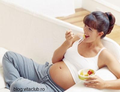greutatea ideala in timpul sarcinii ( nasterea )