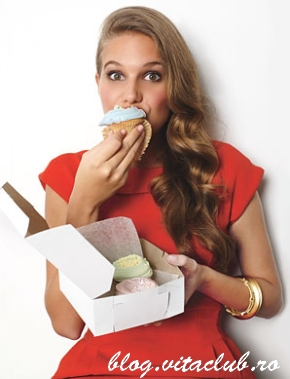 stresul te face sa mananci mai multe dulciuri astfel devii predispus la obezitate