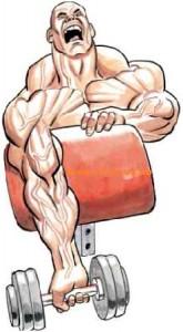 accidentari si leziuni musculare in culturism