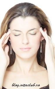 dureri cap migrene