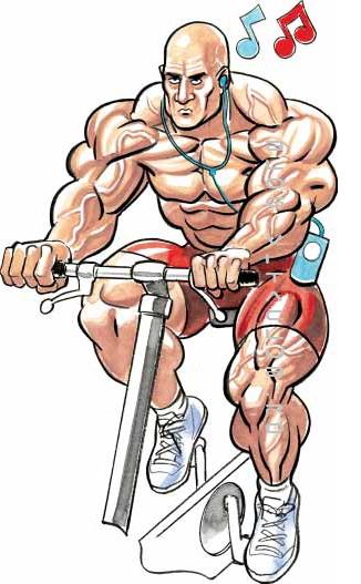 exercitiile pentru rezistenta culturism aerobic fitness