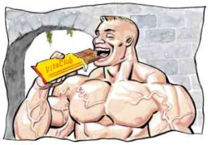CIOCOLATA CULTURISM calorii