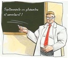 masa musculara glutamina culturism