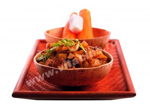 legume calite in tigaie numit si subzi indian