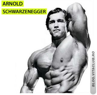 Arnold Schwarzenegger de 7 ori castigator al concursului Mr Olympia