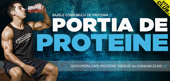 Cantitatea zilnica de proteine