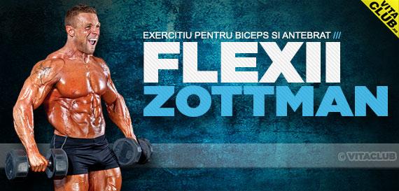exercitiu ce lucreaza bicepsul si antebratul